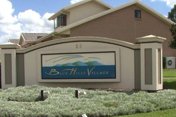 Blue Hills Village