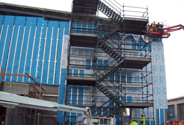 Capability in end-to-end waterproofing