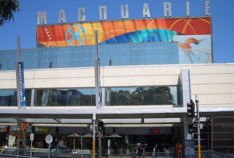 Macquarie Centre