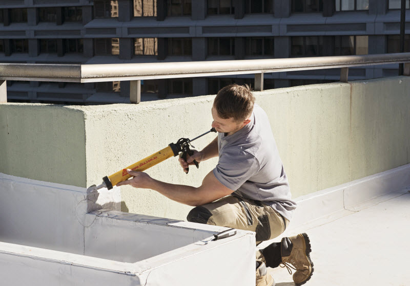 Waterproofing - Extensive Hands on