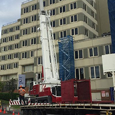 A safe and secure waterproofing solution for St Vincent's Hospital