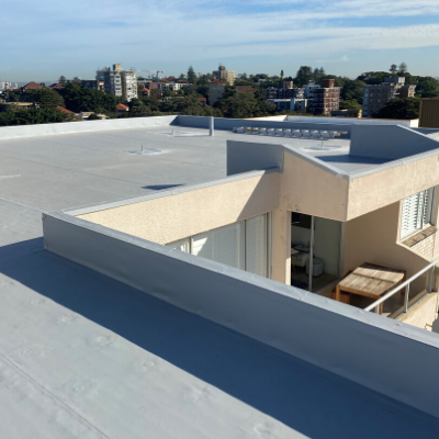 A Better Waterproofing Solution for a Bondi Strata Block