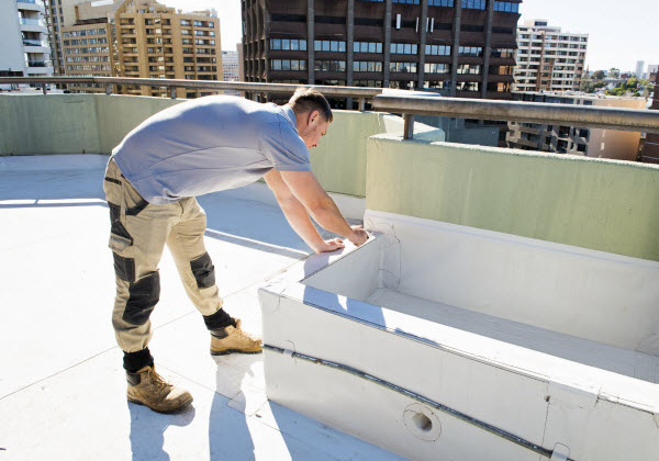 Waterproofing membrane basics