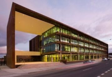 Danrae waterproofing Queanbeyan Government Building