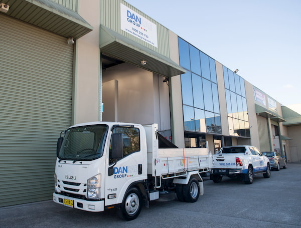 Danrae Group truck
