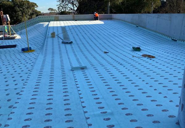 Comprehensive waterproofing solution
