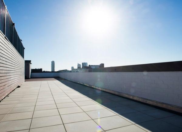 Fine rooftop