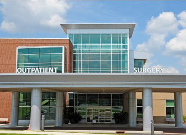 New Modern Hospital Outpatient Surgery Center
